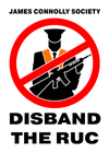 Disband The RUC Tee