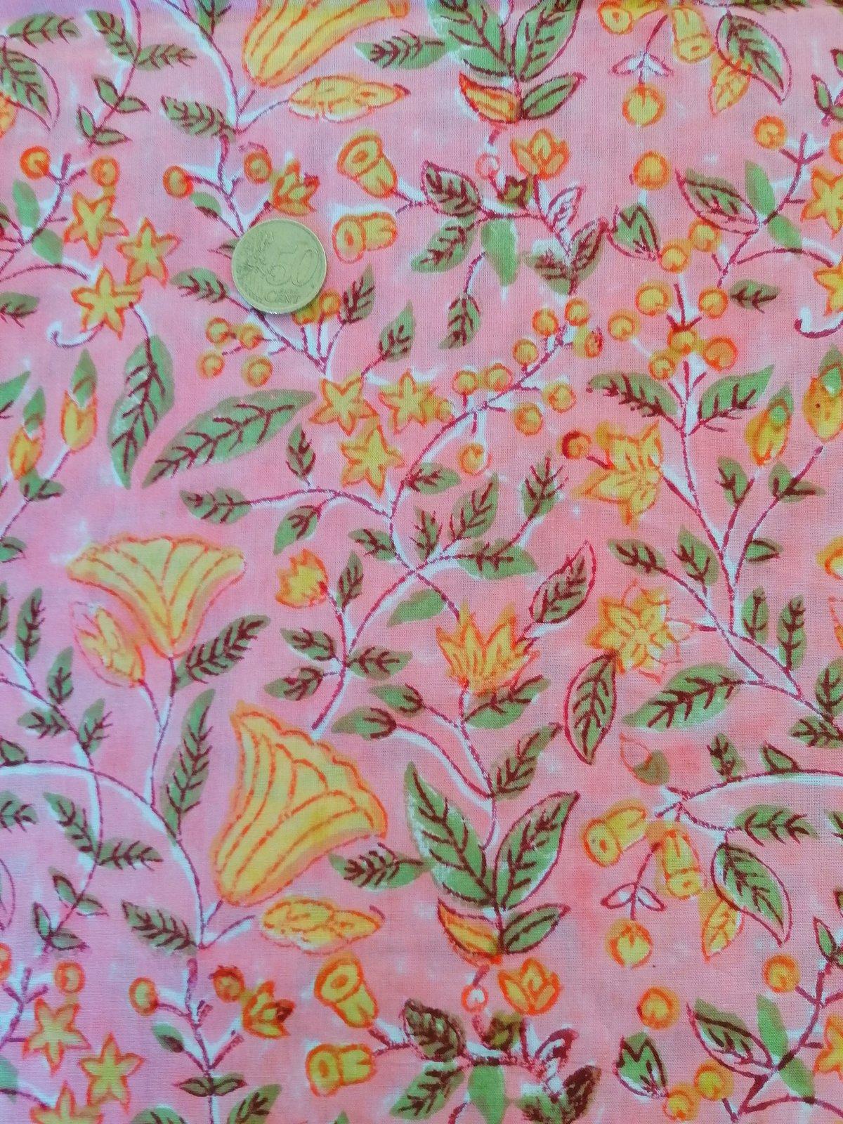 Image of Namasté fabric été