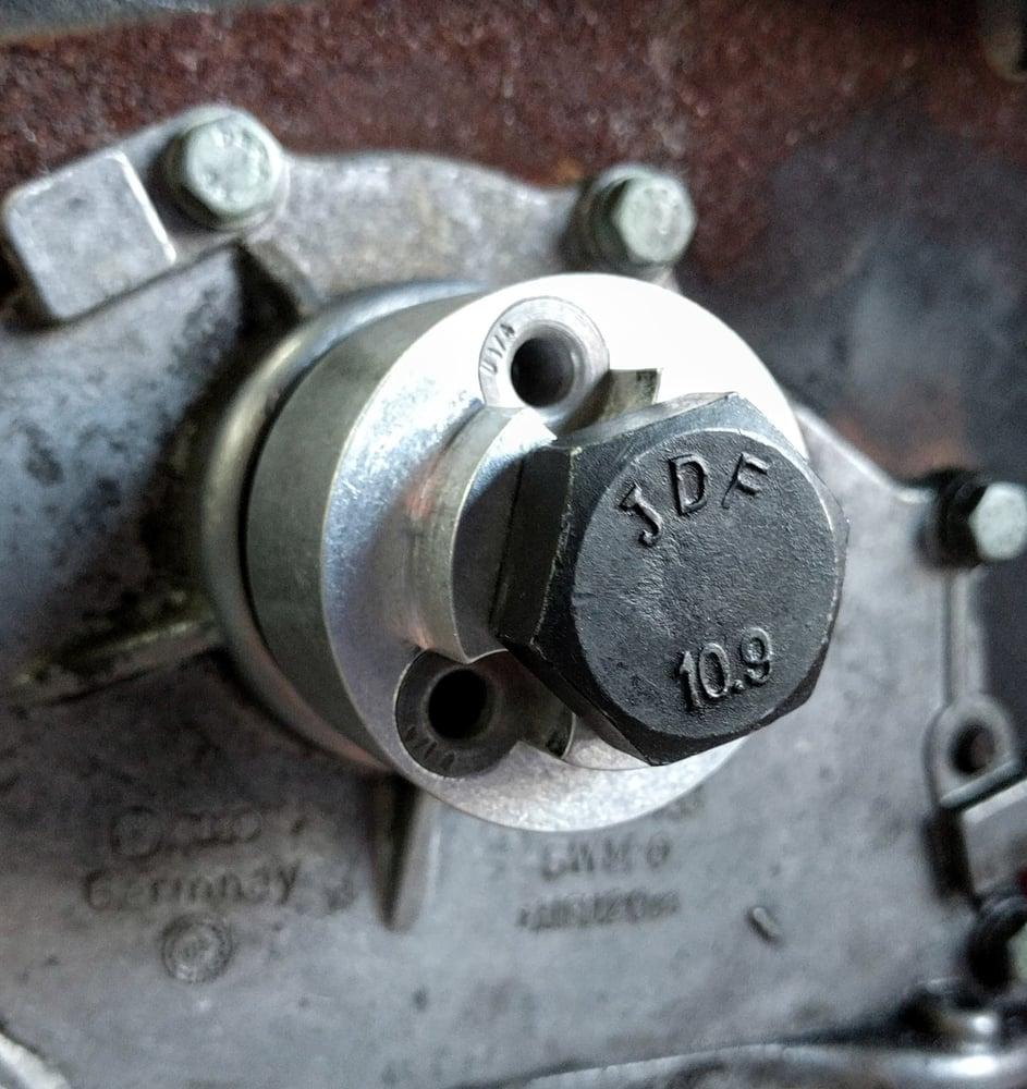 Image of e9 VR6 Crank Pin Jig