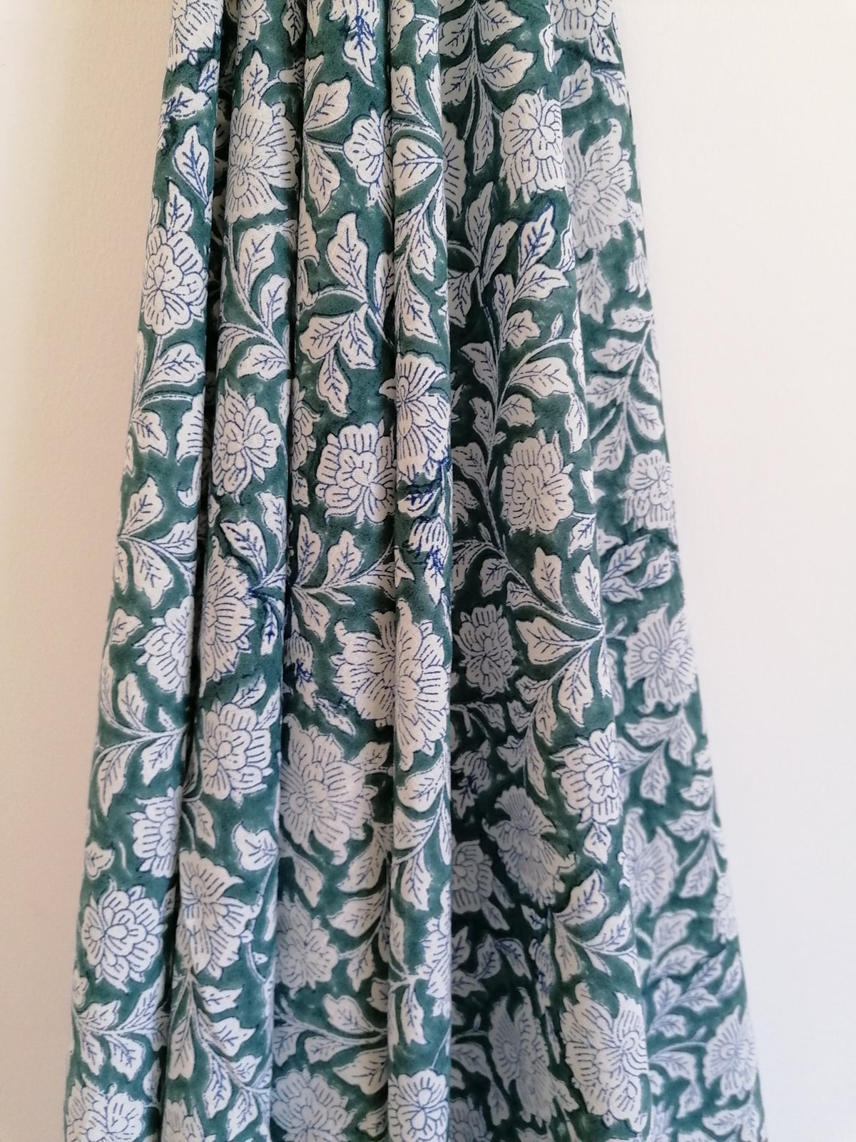 Image of coupon 80 cm rosiers fond vert