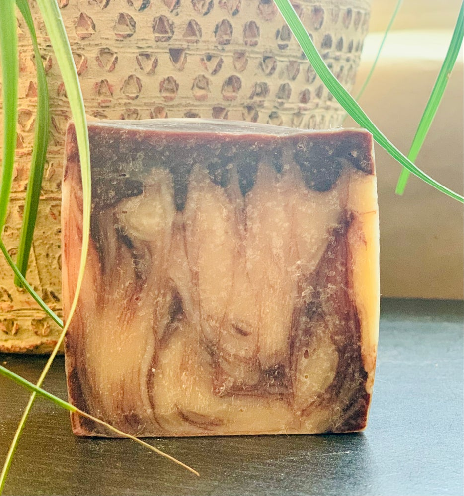 Image of Cocoa Beer Soap