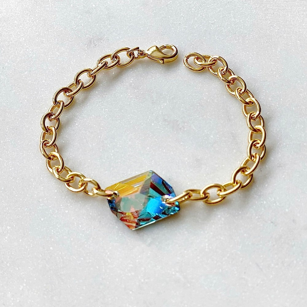 Image of Rainbow Hologram Bracelet