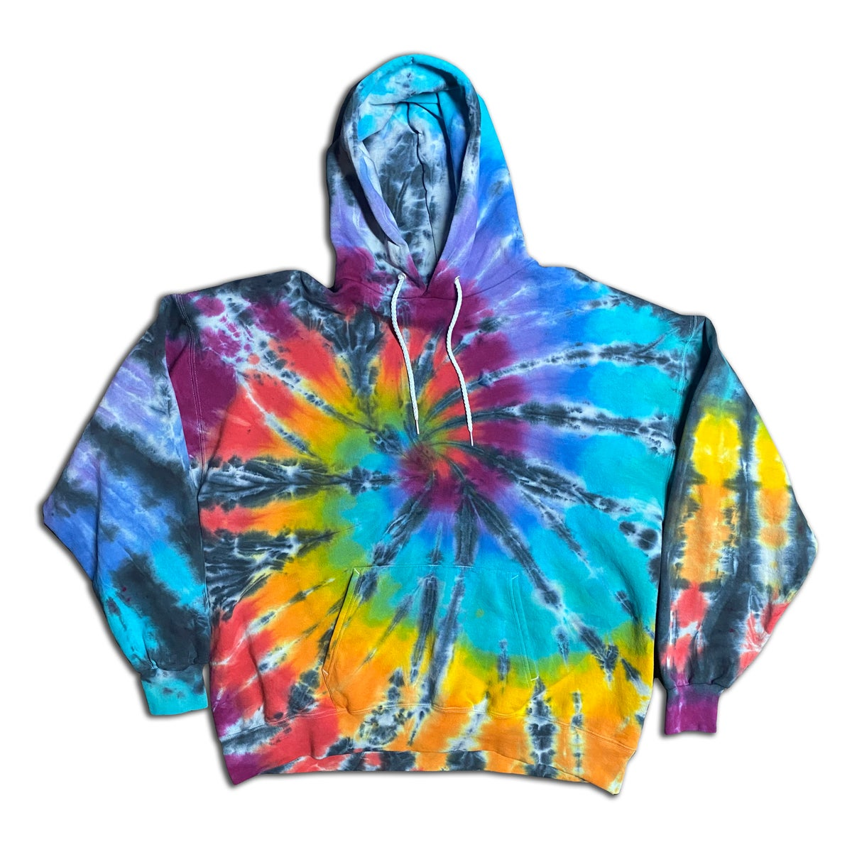Dyed Hoodie - XL