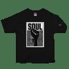 Soul Power Fist Champion Tee BMH (black)