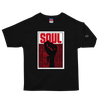 Soul Power Fist Champion Tee BMH (black/red)