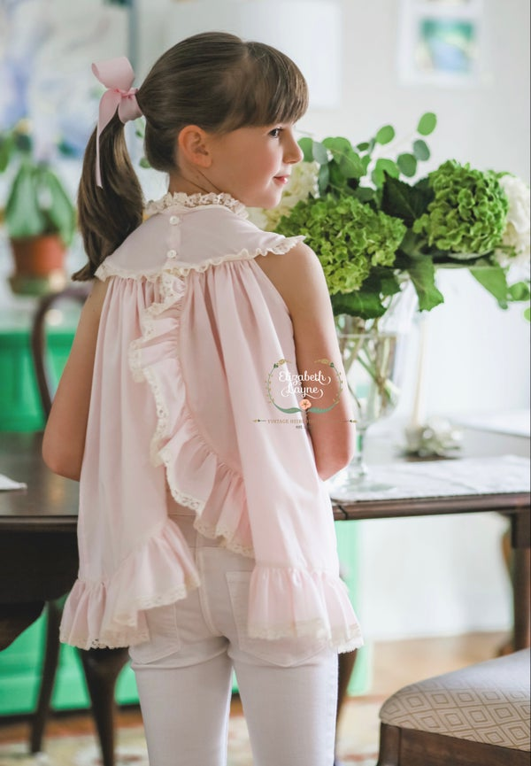 Image of Sadie Swing Dress & Bloomer