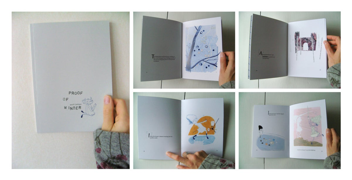 Image of Proof of Winter -book