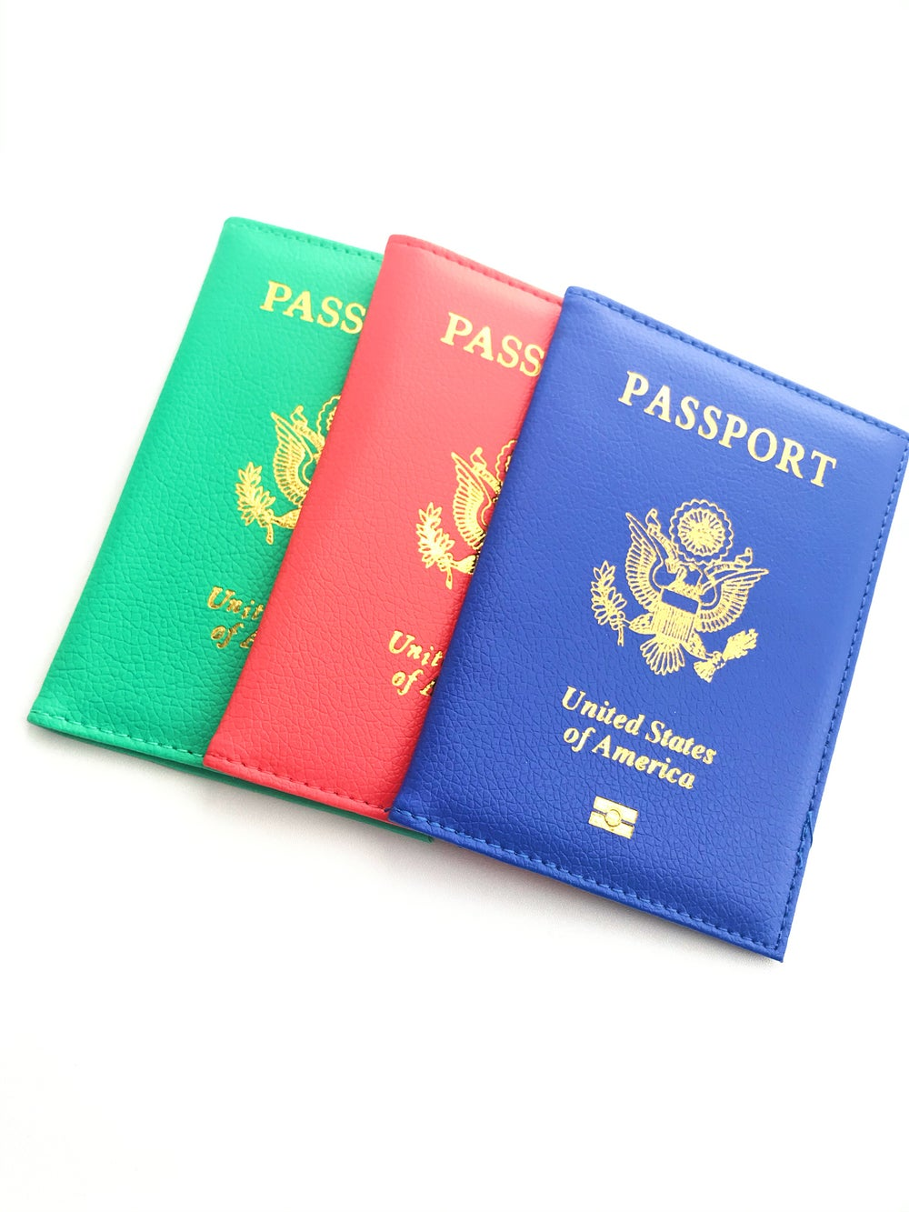 Image of I'm Outta Here Passport Covers