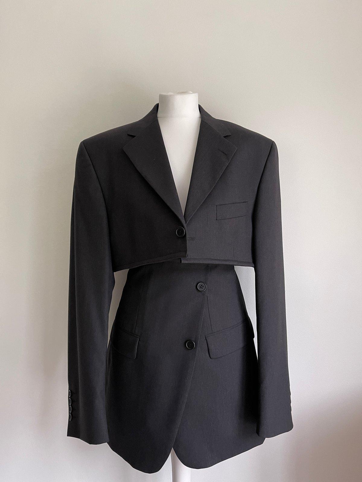 Custom Made Suit *please read description*