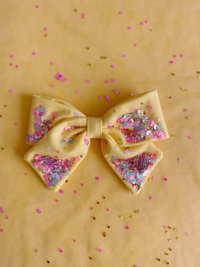 Image of Confetti Bow | Sprinklefetti