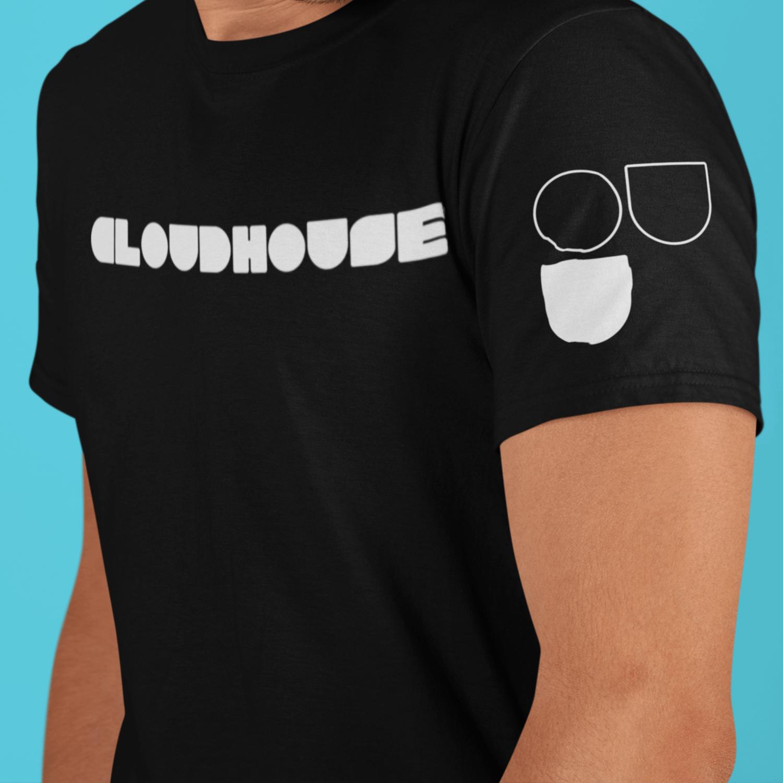Image of Black CH T-Shirt - OU Sleeve
