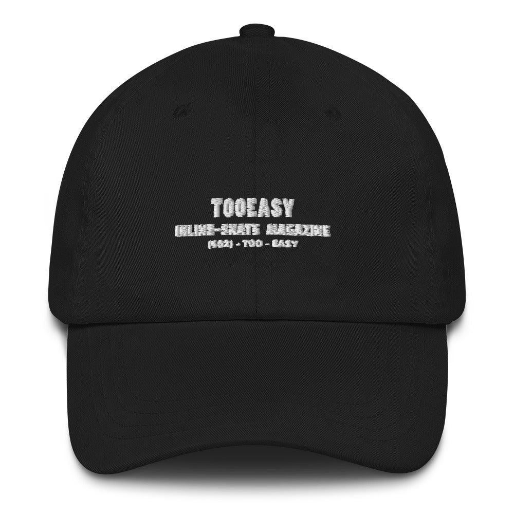 Image of TOOEASY Stamp-Hat