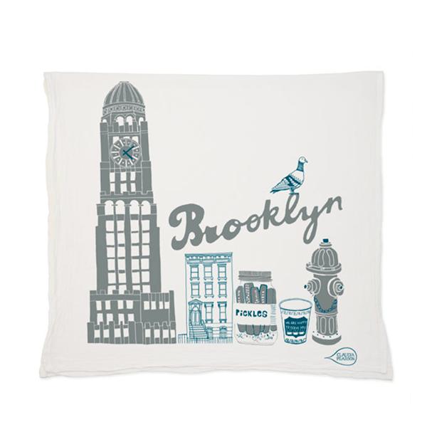 Image of Brooklyn Tea Towel
