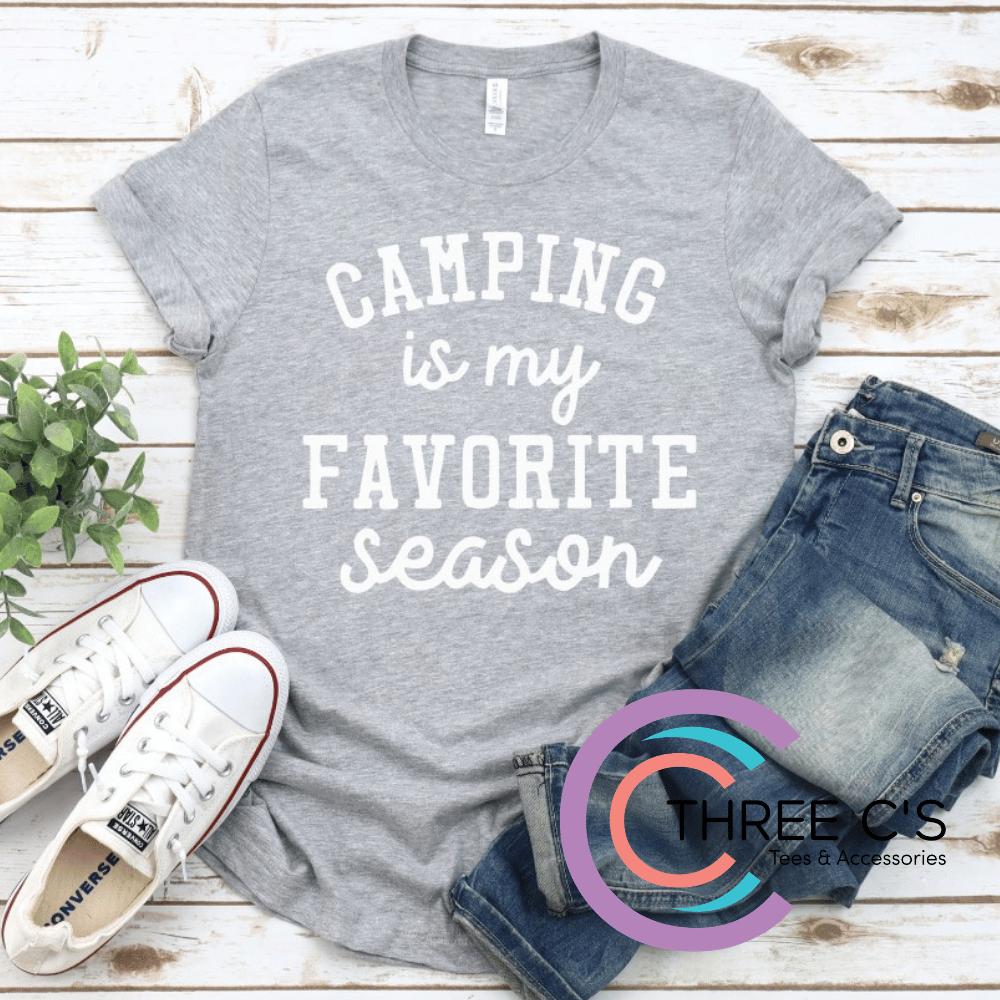 Image of Camping Is My Favorite Season