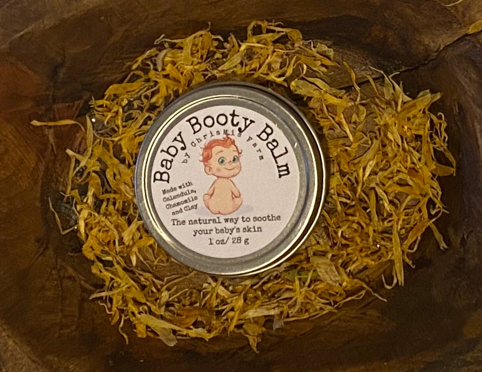 Image of Baby Booty Balm