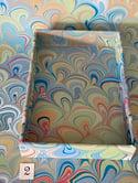 Coquillage Blue - Rectangular 4x6 Valet Tray