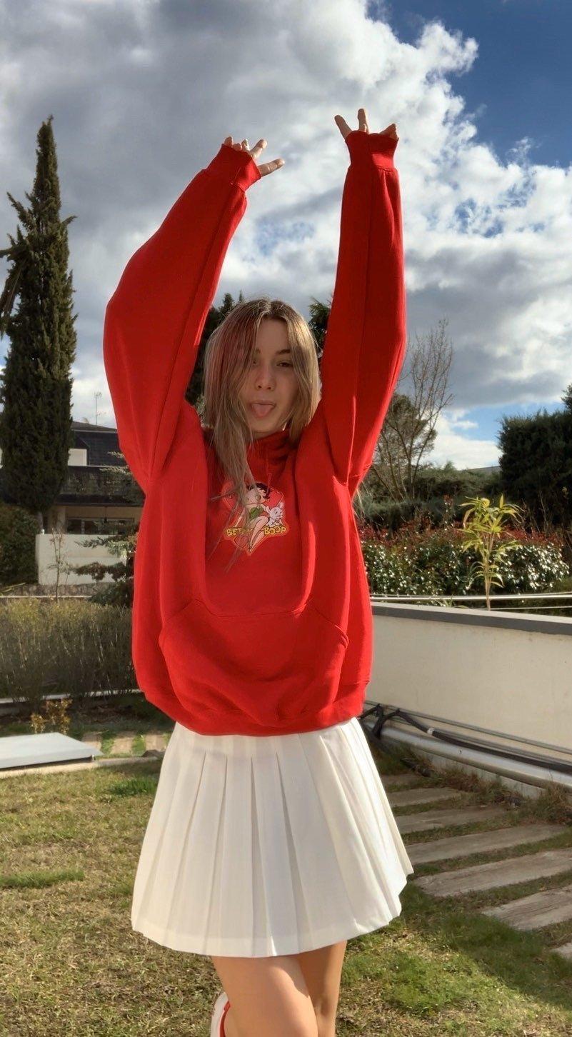 Image of Pleated Tennis Skirt