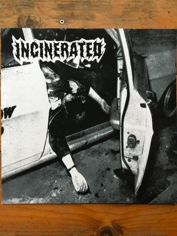 Image of Incinerated - Lobotomise LP