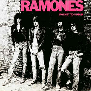 Image of Ramones - Rocket to Russia LP