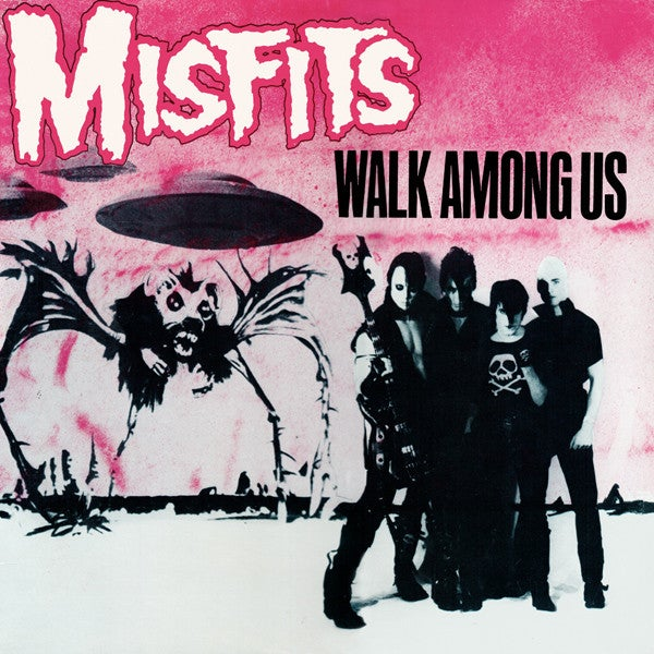 Image of Misfits - Walk Among Us LP
