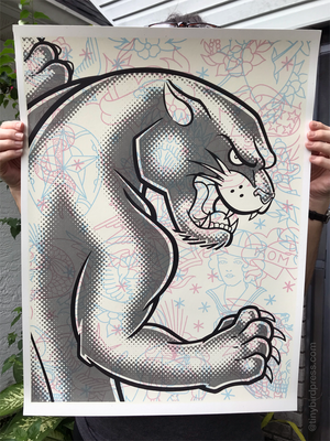 """Panther Tattoo"""