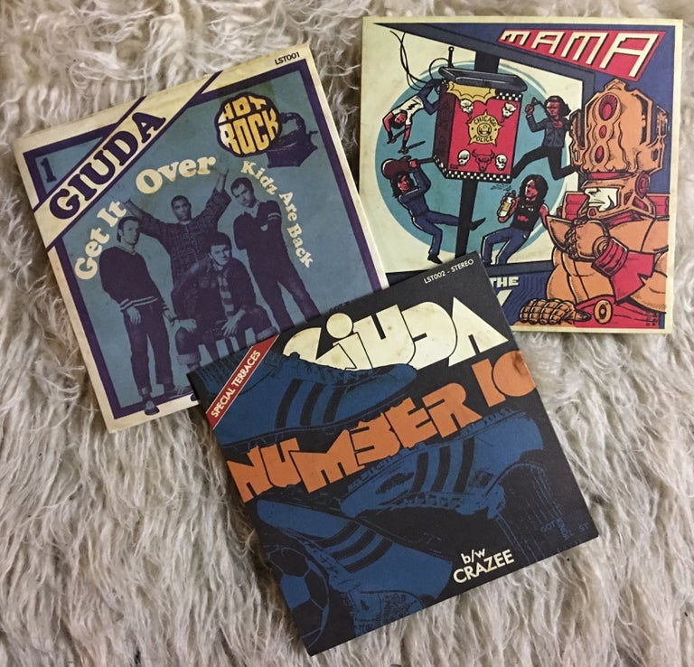 Image of [SLEEVES ONLY] (2) GIUDA + MAMA COMBO [Or Individual Sleeves] (Got Kinda Lost, 2018 - LST-001 - 003)