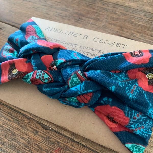 Image of Poppy headwrap