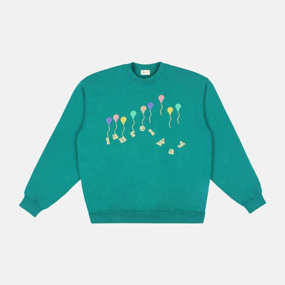 Image of LAUREL WAY BALLOONS CREWNECK