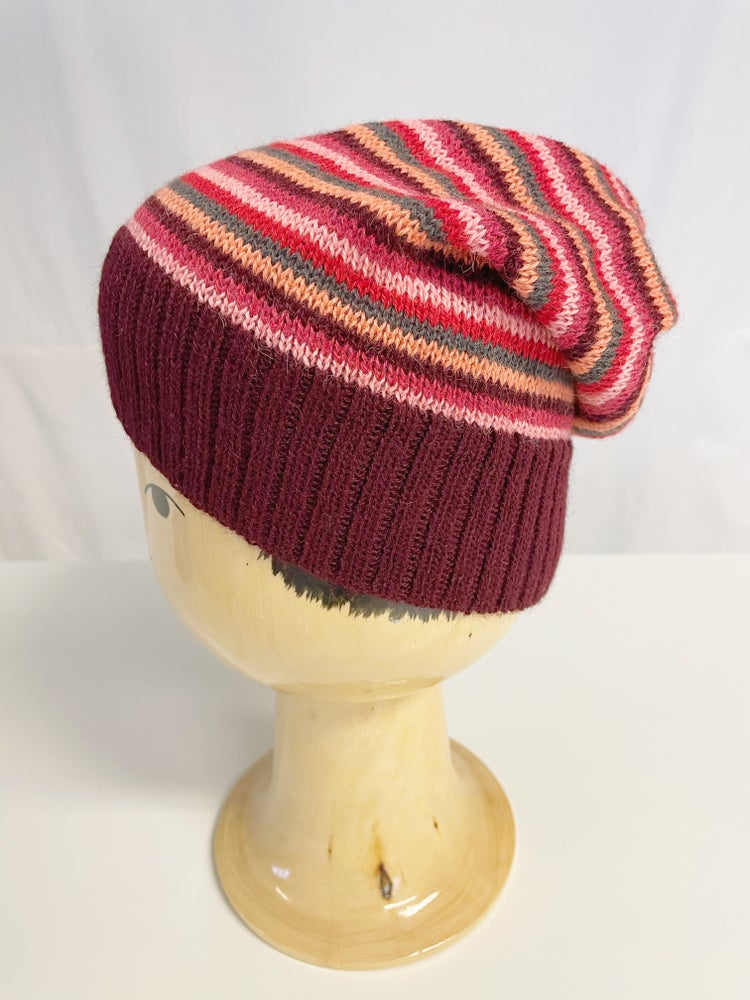 Image of Striped Hat rose hip