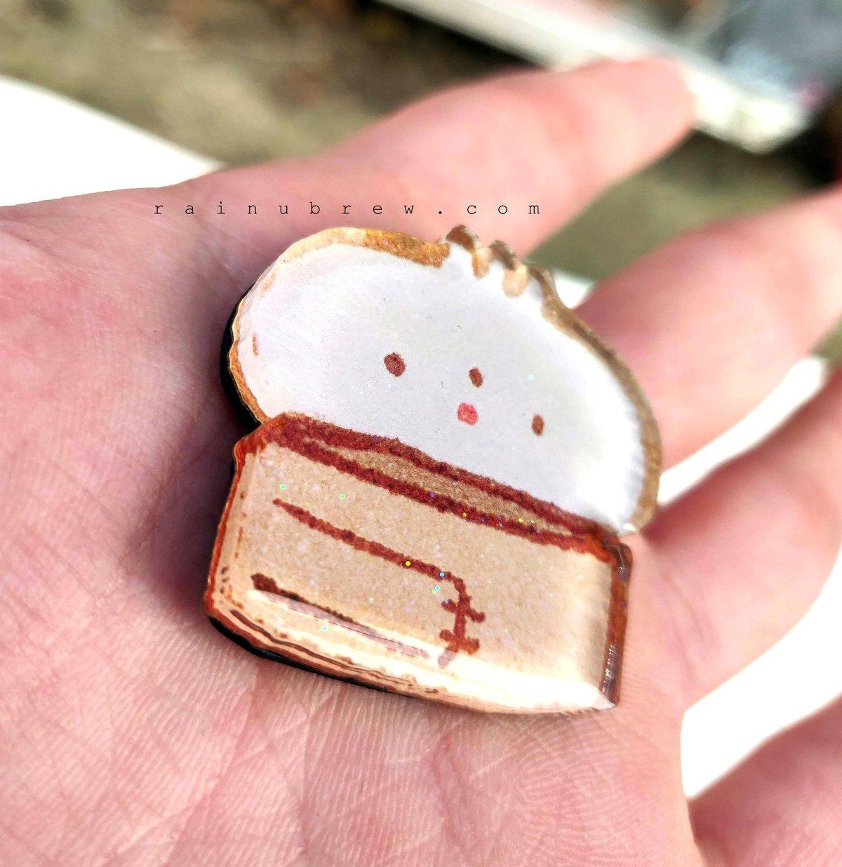 "Image of Kawaii Food | 1.25"" Refridgerator Kitchen Magnets"