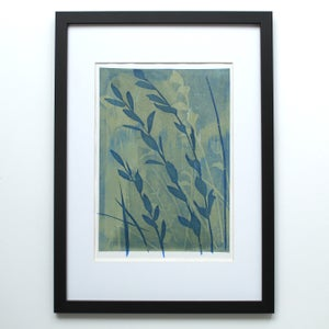Image of Hedgerow Shadow A3