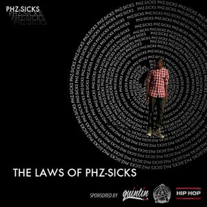 Image of The Laws of PHZ-Sicks CD