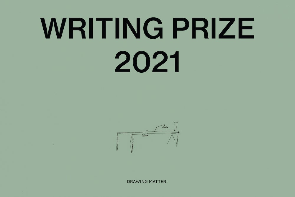 Image of 2021 Writing Prize Entry Ticket
