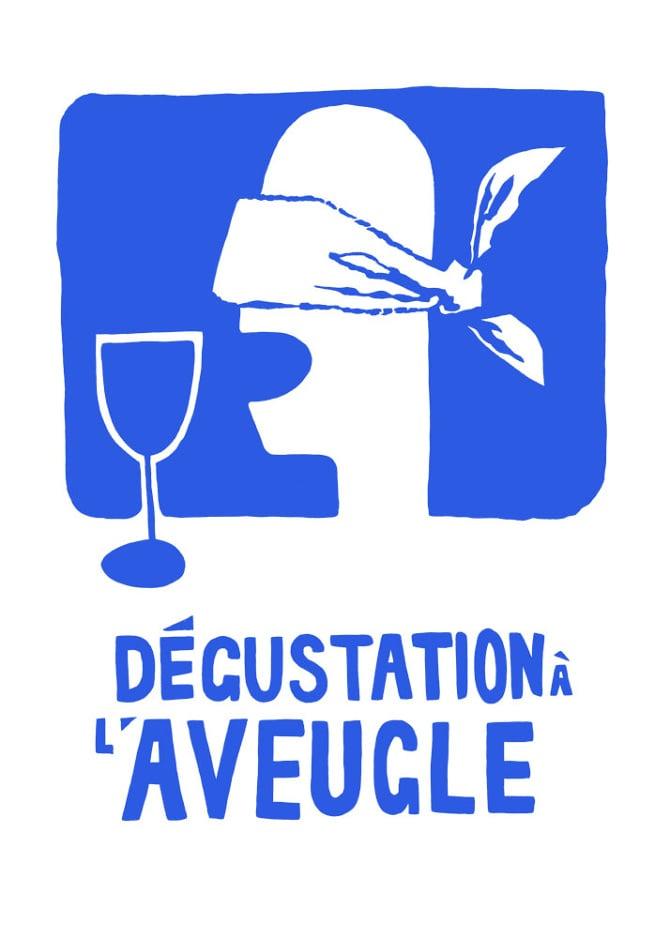 Image of DEGUSTATION A L'AVEUGLE