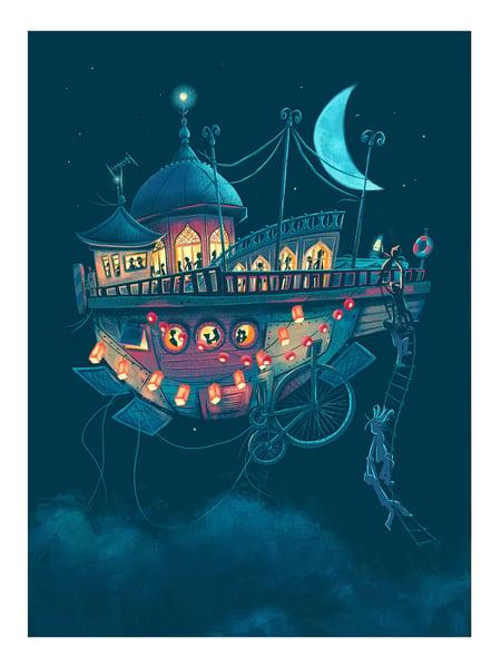 Image of Fine Art Print 'Orbit'