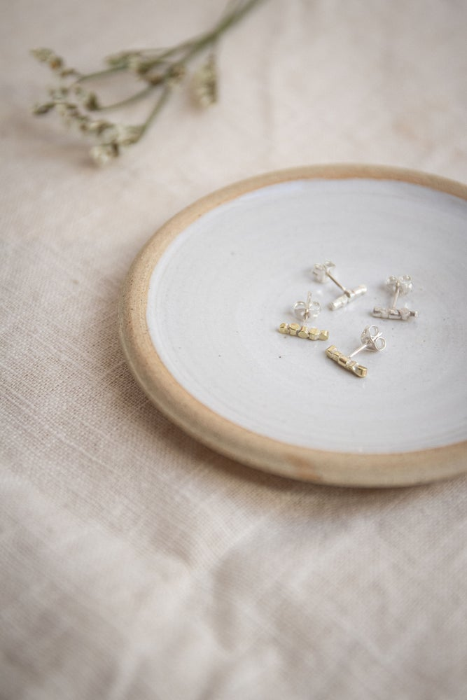 Image of  Nerth- Strength  Collection : Bar studs