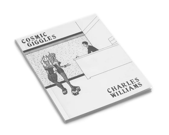 Image of Charles Williams: Cosmic Giggles