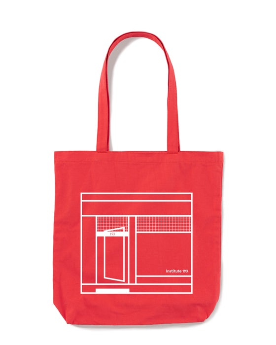 Image of Institute 193 Logo Tote Bag