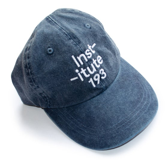 Image of Institute 193 Logo Hat