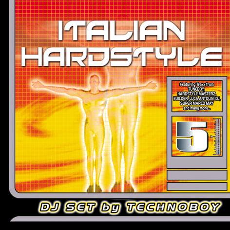 ATL119-2 // ITALIAN HARDSTYLE 5 (DOPPIO CD)