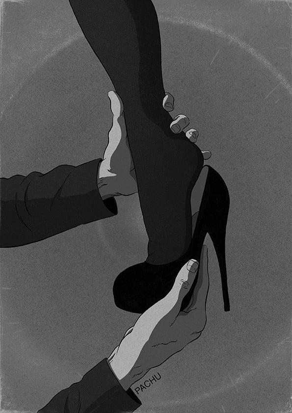 Fetish Cinderella
