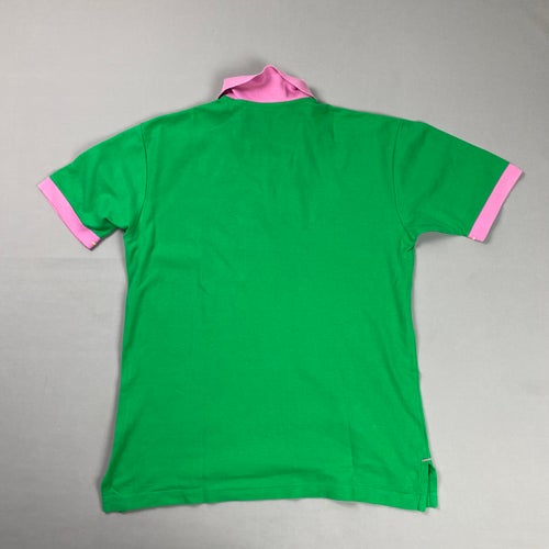 Image of 1980s Best Company polo shirt, size large