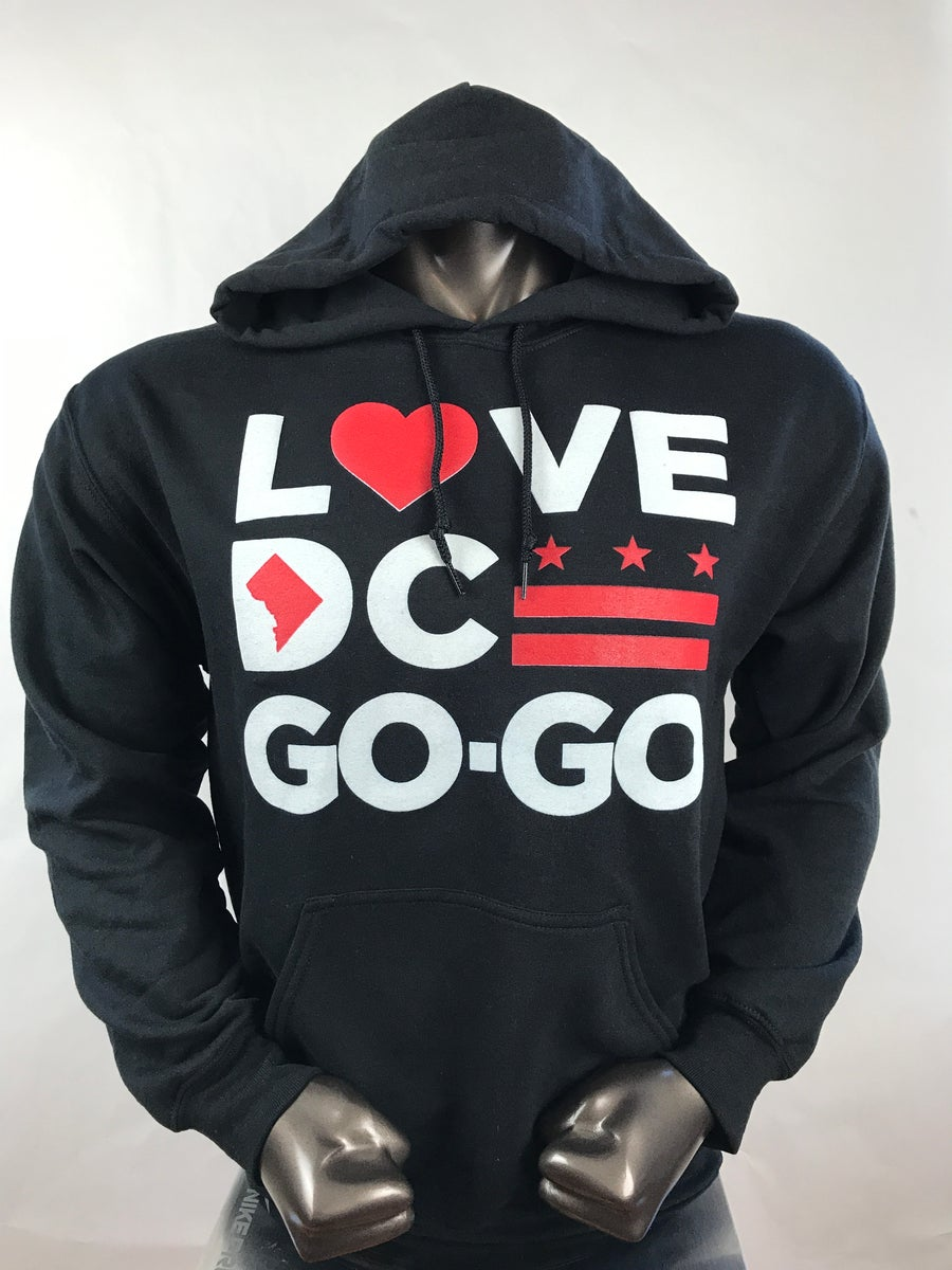 Image of LOVEDCGOGO - Classic Hoodie