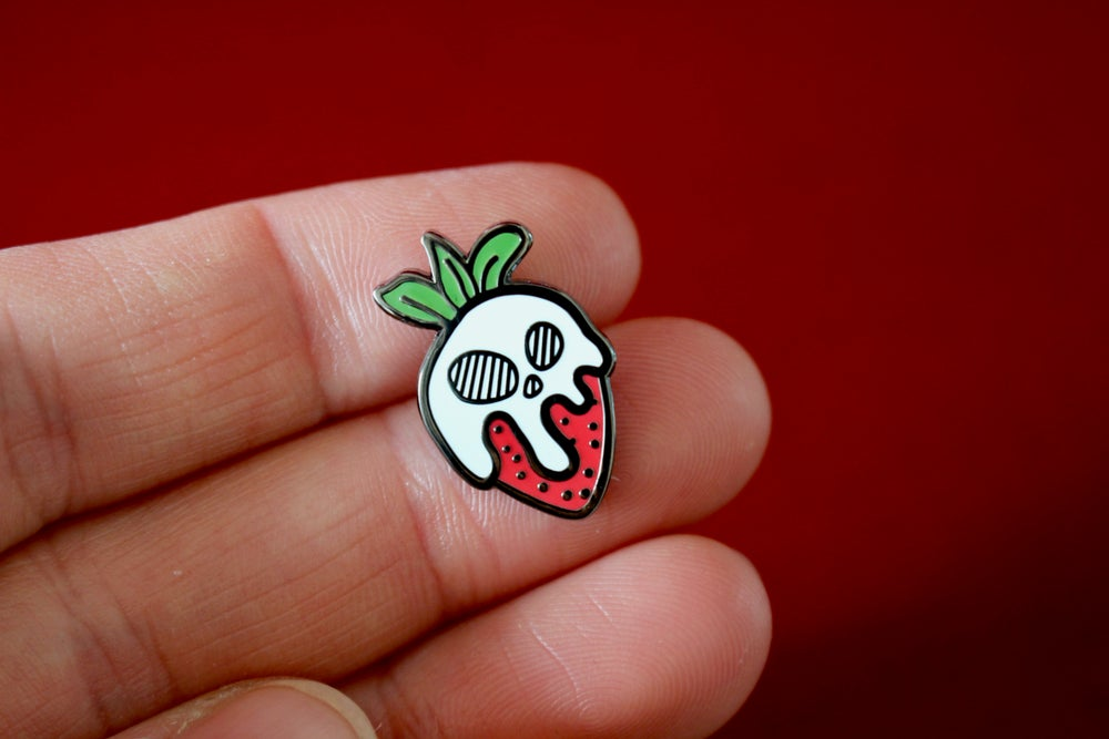 """Spooky Sweets - """"Spookyberry"""" Mini Pin"""