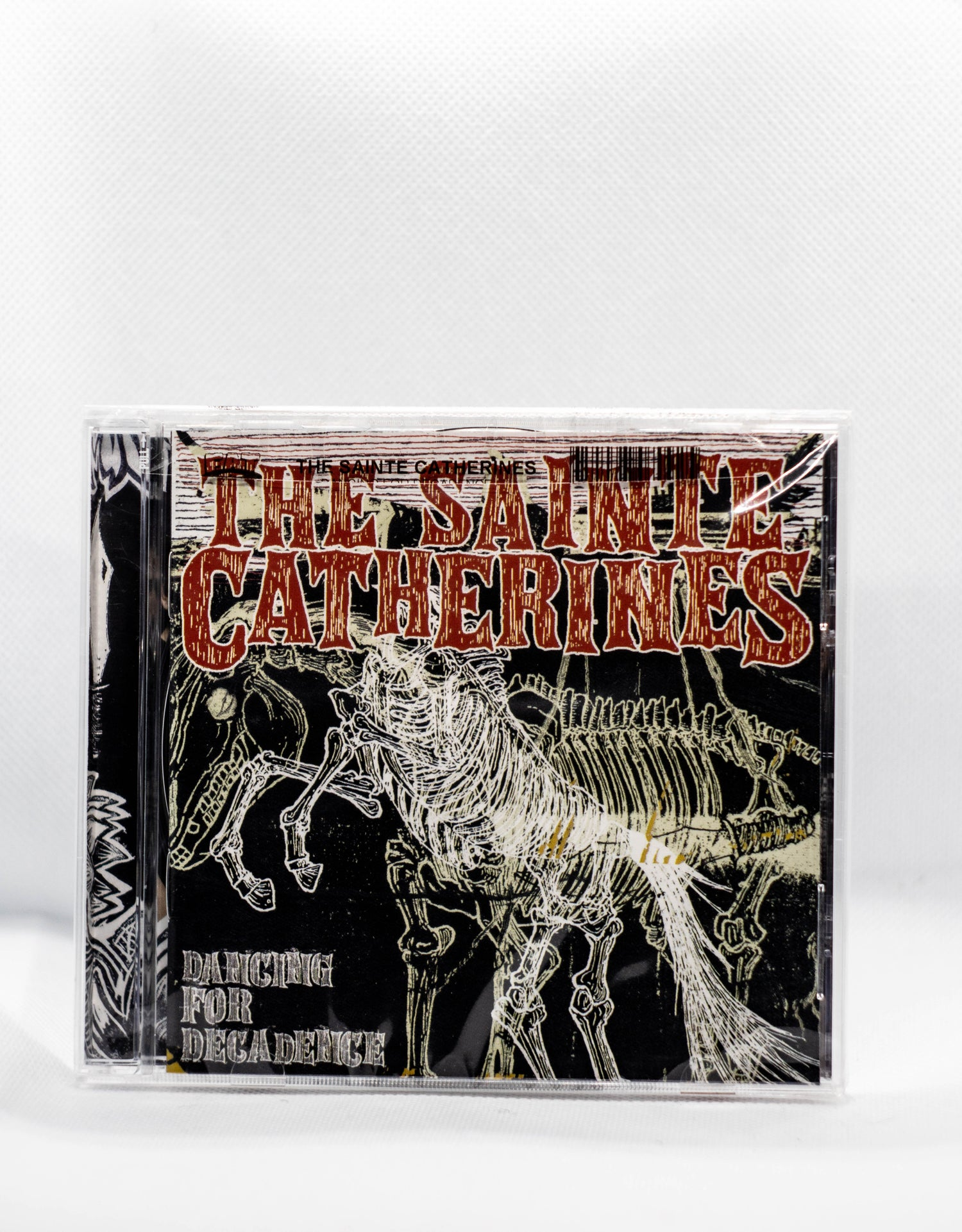 Image de The Sainte Catherines - Dancing for Decadence [CD]