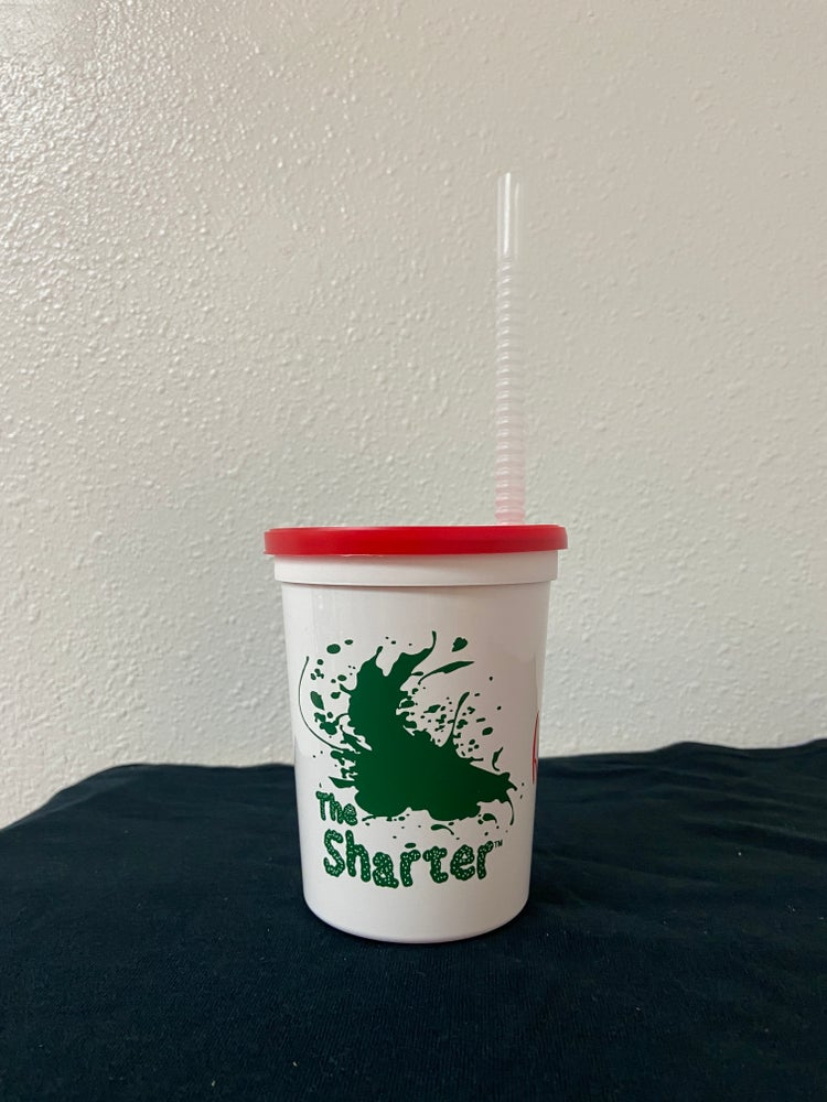 """Image of  Signed """"Tracy Movie"""" """"Cucci"""" Limited Edition Sharter Cup"""