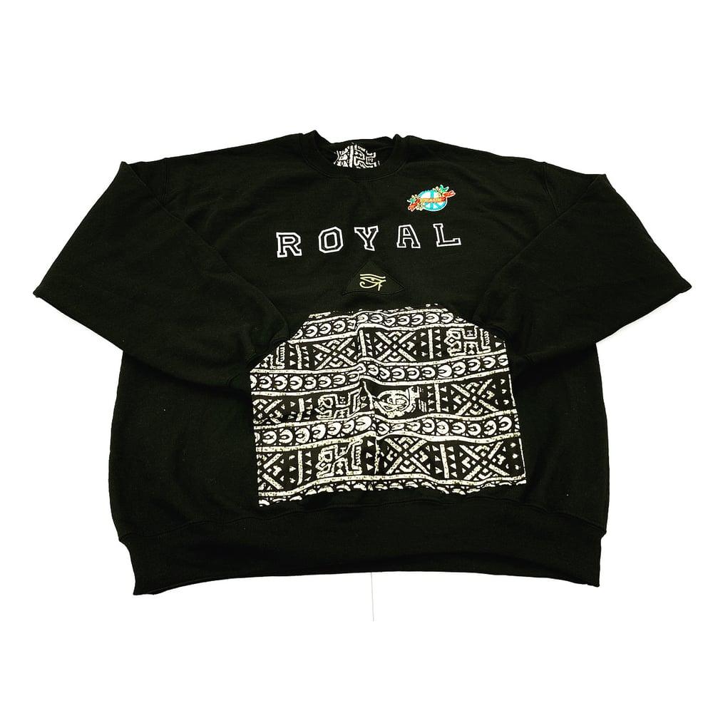 Image of Black royal