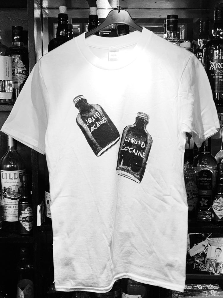 """Image of Liquid Cocaine T-Shirt """"Nein, wir machen nur 2"""""""