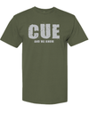 Cue Classic T-shirt Front/Back