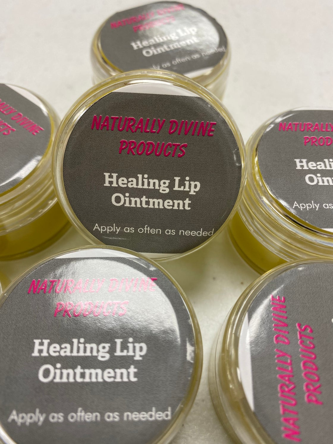 Image of Healing Lip Ointment